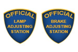 Brake And Lamp Inspection Station 2 Shields