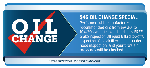 Oil Change Coupon (1)